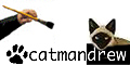 CatmanDrew! A must for lovers of cats and art!
